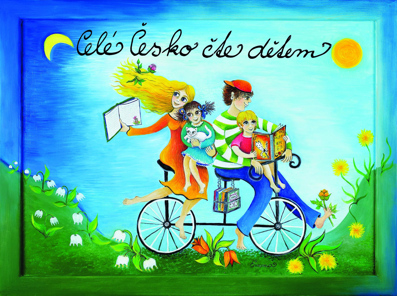 Zapojili jsme se do kampaně Celé česko čte dětem