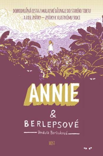Annie a Berlepsové, nakladatelství HOST
