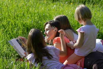 Co NE při čtení dětem?